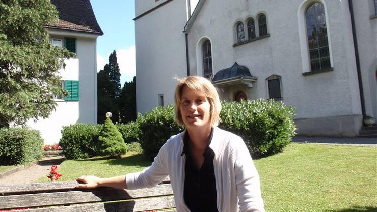 Rita Sidler weiss, welche Musik sich die Leute für kirchliche Feiern wünschen: Bei Beerdigungen ist zum Beispiel Instrumentalmusik gefragt. Rund 60 Musiker hat Sidler in ihrer Kartei.