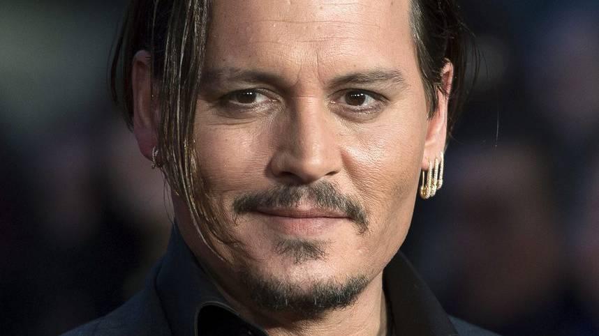 Wie gut kennt ihr Johnny Depp?