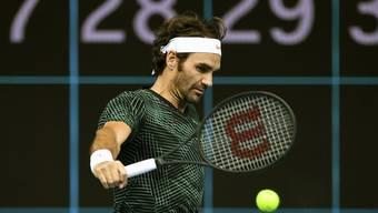 Roger Federer ist nun ausserhalb der Top 16