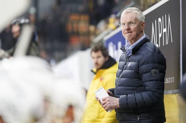 Kari Jalonen hat den SC Bern in drei Saisons zu zwei Meistertiteln geführt.