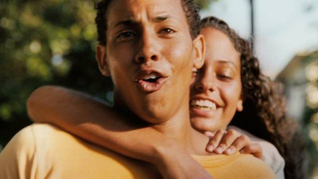 "Szene des preisgekrönten kubanischen Films ""Una Noche"""