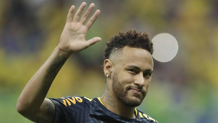 Lässt Neymar Paris bald hinter sich? Für den Verein käme der Abgang einer Befreiung gleich.