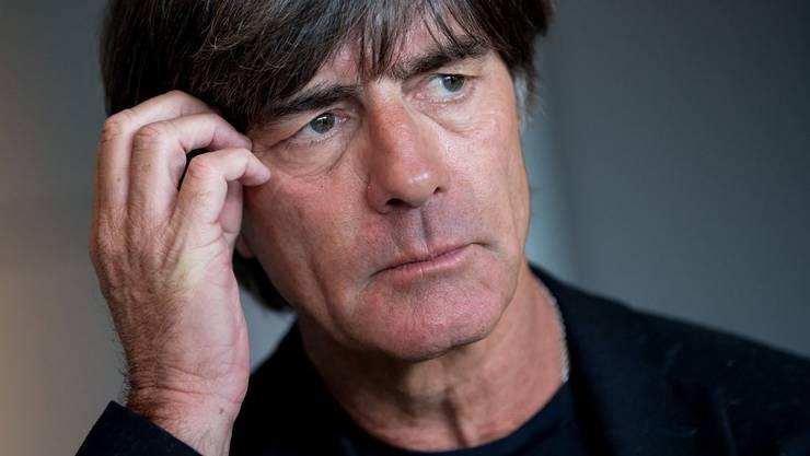 Tritt Joachim Löw zurück? «Das war nie ein Thema, obwohl die WM-Enttäuschung riesig war.»