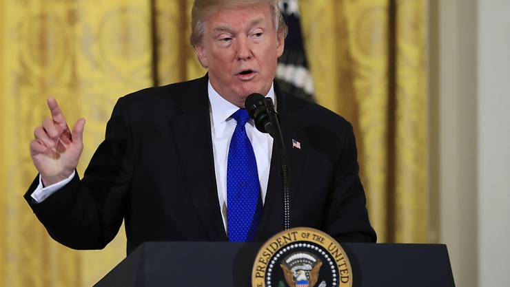 US-Präsident Donald Trump sagte am Mittwoch vor Journalisten, dass er sich bei illegalen Einwanderkindern eine Lösung vorstellen könnte.