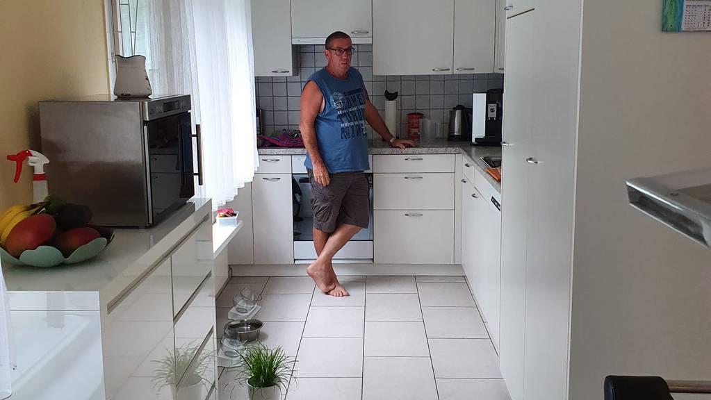 Bertrand Kurzo aus Mettmenstetten