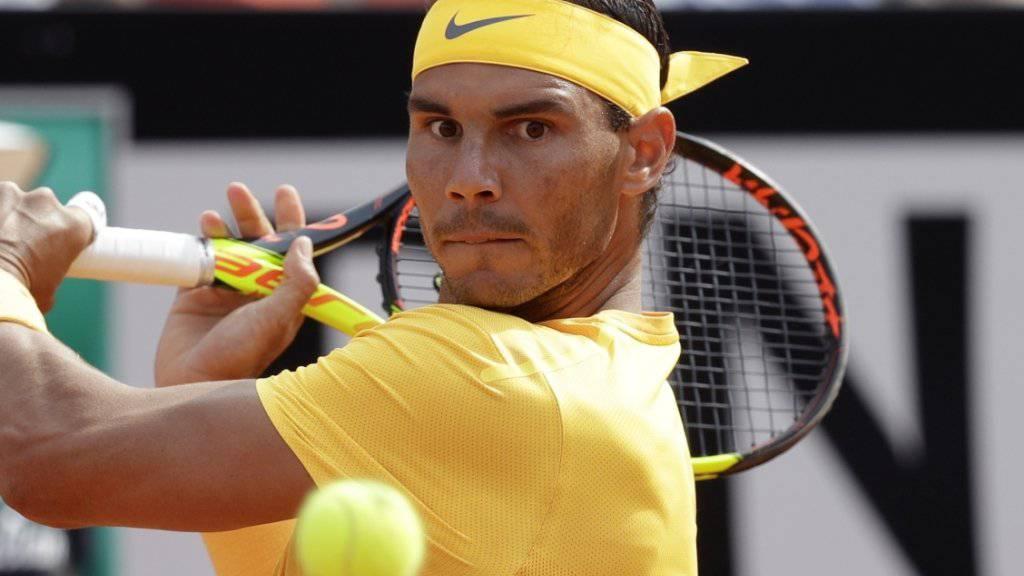 Ist wieder die Nummer 1: der Spanier Rafael Nadal.