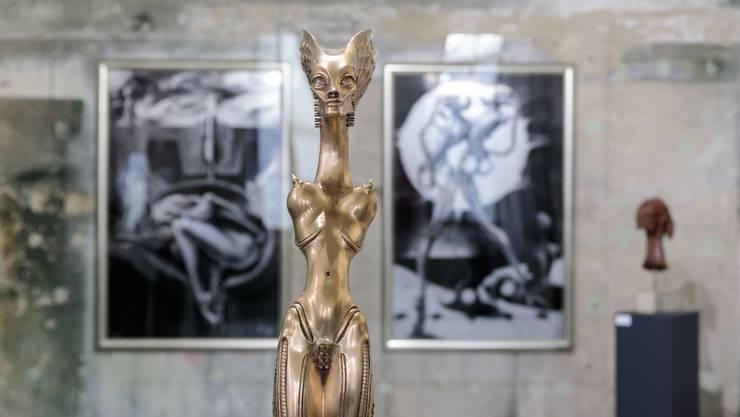 An der Weihnachtsausstellung in der Alten Brennerei Unterramsern sind Werke von mehreren Künstlern zu sehen