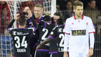 FC Sion -  FCB