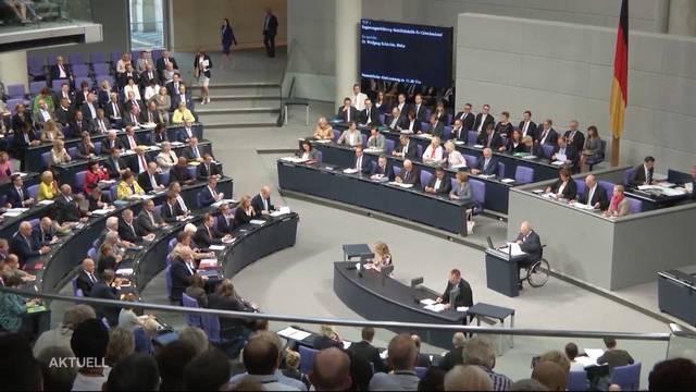 Künftiges Flüchtlingsabkommen der Schweiz mit Deutschland?