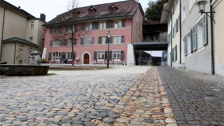 Die beiden Heime Thüringenhaus (im Bild) und St.Katharinen sollen ein neues Betriebskonzept erhalten. (Archiv)