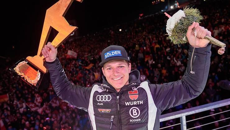 Thomas Dressen will auch nach dem Triumph in Kitzbühel sich selber sein