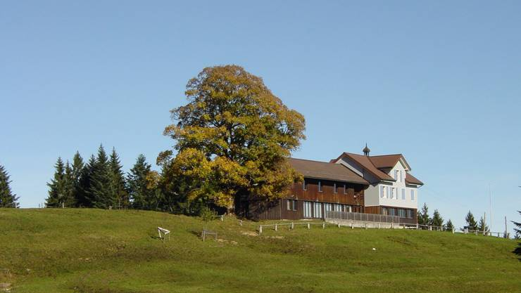Die Brugger Stiftung kaufte den Salomonstempel 1946.