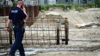 Die 100 Kilo schwere US-Fliegerbombe aus dem Zweiten Weltkrieg wurde auf einer Baustelle mitten in der deutschen Hauptstadt Berlin entdeckt.