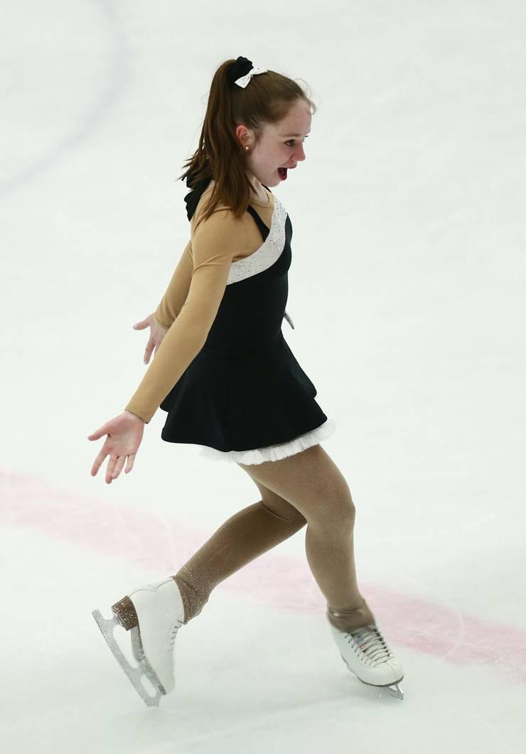 Annika Pfenninger holte mit persönlicher Bestleistung einen zweiten Rang.