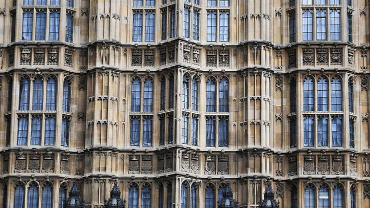 Das Parlamentsgebäude in London: Fast täglich kommen hier neue Vorwürfe sexueller Belästigung ans Licht. (Archiv)