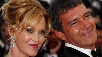 Melanie Griffith und Antonio Banderas (Archiv)