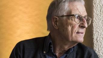 Rolf Lyssy blickt optimistisch in die Zukunft: Er hofft auf sein neues Filmprojekt