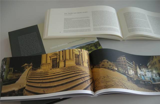 «LiteraturPanorama – ein Porträt»: ein Geschichten- und ein Fotobuch