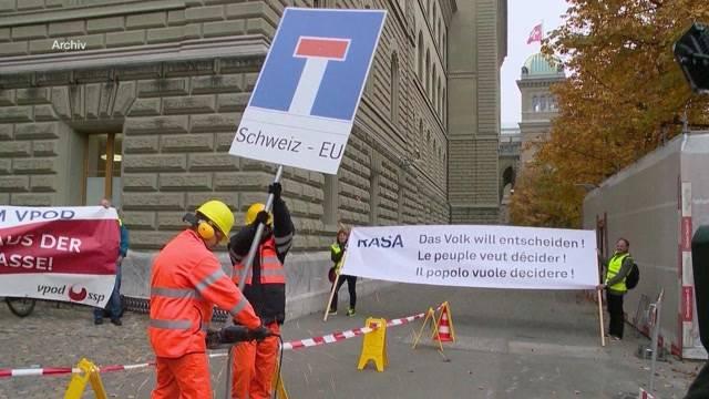 Bundesrat: Kein RASA-Gegenvorschlag