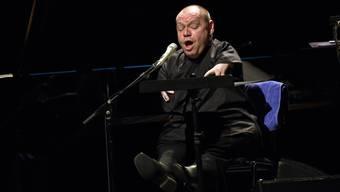 Thomas Quasthoff hat das Stimmen Festival in Lörrach eröffnet.