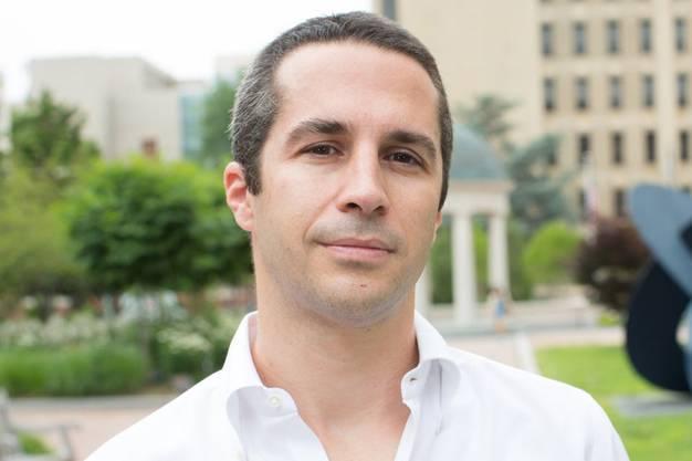 Terror-Experte Lorenzo Vidino