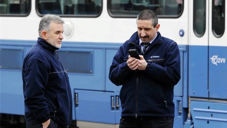 Bisher bezahlten die VBZ den Tram- und Busfahrern die sogenannten Wegzeiten nur teilweise. key