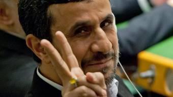 Annäherung an Ägypten: Ahmadineschad reist nach Kairo (Archiv)