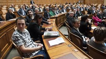 Begehrte Plätze: In mehreren Kantonen bewerben sich mehr Frauen und Männer für einen Sitz im Nationalrat als vor vier Jahren. (Symbolbild)