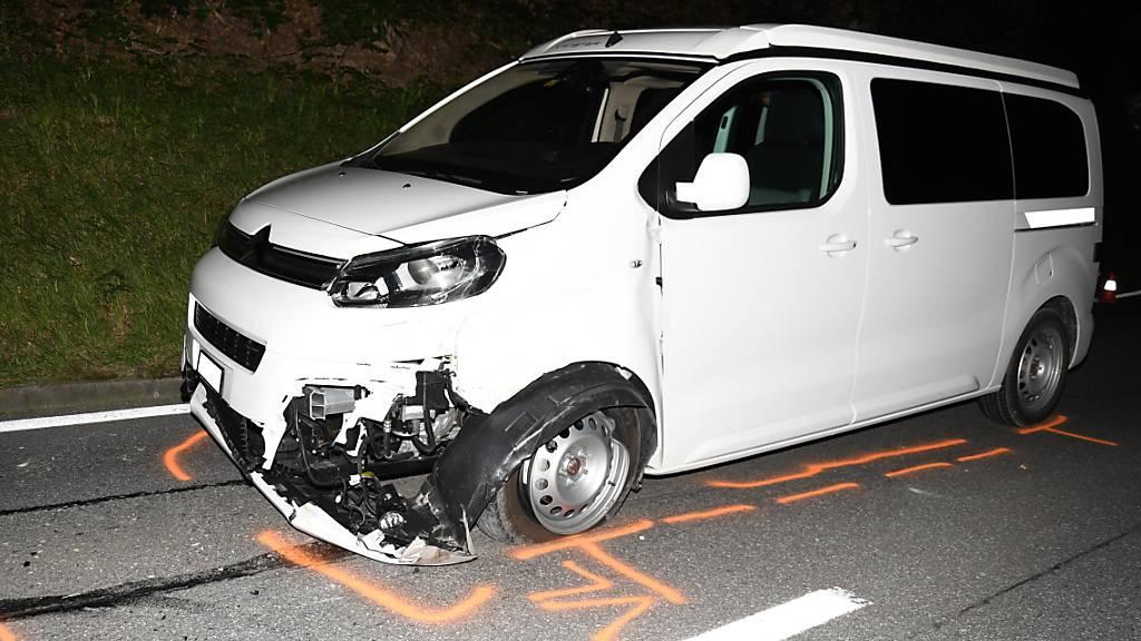Überholmanöver schiefgelaufen: Zwei Autos mit Totalschaden