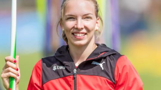 Ruckstuhl will Schweizer Rekord toppen