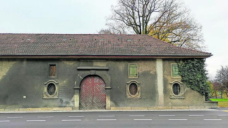 Die Fröhlich-Scheune soll auch geschützt werden.