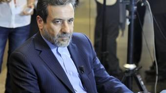 Er verhandelt in Genf für den Iran - Vize-Aussenminister Araghchi
