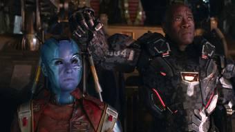 """Der Superhelden-Film """"Avengers: Endgame"""" ist seit dem Wochenende der weltweit erfolgreichste Film der Kinogeschichte. Er hat  die alte Bestmarke von """"Avatar"""" in Höhe von 2,7897 Milliarden Dollar überboten."""