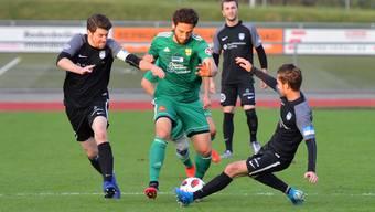Dürfte auch in dieser Saison ein Spitzenspiel werden: Mutschellen gegen Lenzburg.
