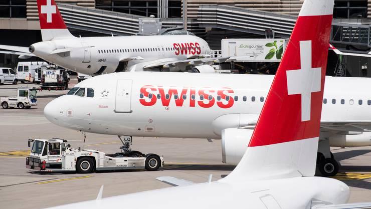 Die Flotte der Swiss wird in den kommenden Jahren verkleinert im Zuge der Coronakrise. Doch steigt die Nachfrage danach wieder an?