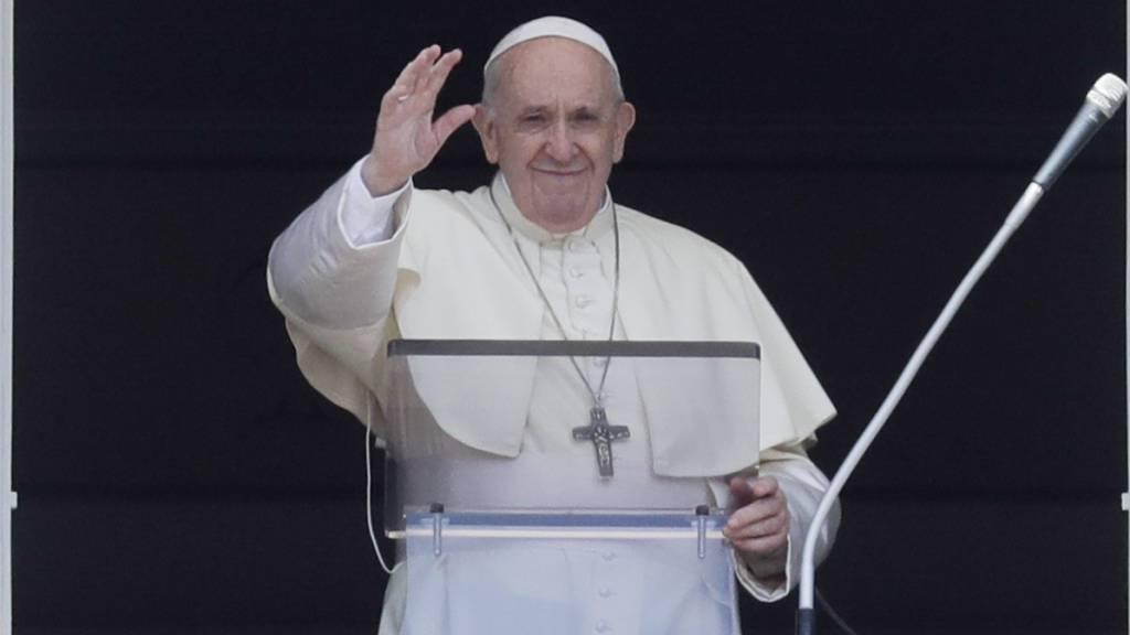 In den vergangenen Monaten hatten die Gläubigen die Generalaudienzen von Papst Franziskus wegen der Corona-Pandemie nur im Internet verfolgen können. Foto: Andrew Medichini/AP/dpa
