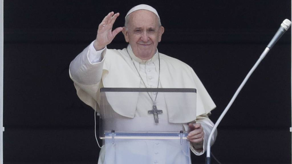 Papst Franziskus lässt wieder Gläubige bei Generalaudienz zu
