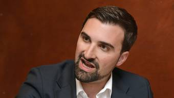 SRG-Kritiker Olivier Kessler.