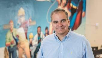 Der Bündner Alex Fries arbeitet in der «Hero City» mit einigen der renommiertesten Investoren im Silicon Valley zusammen. Patrick Züst