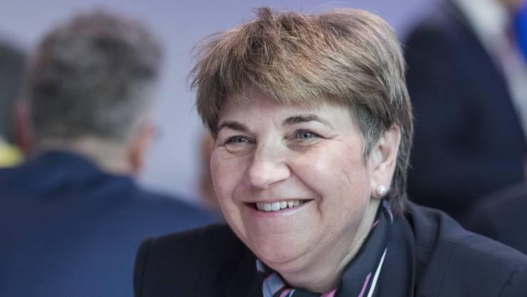 VBS-Vorsteherin Viola Amherd.