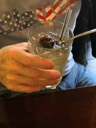 "Vietnamesischer Eiskaffee: ""Ca Phe Sua Da"""