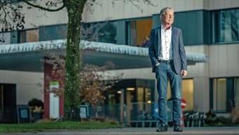 Thomas Peterhans, Direktor des «Reussparks» im Niederwiler Gnadenthal, geht nach 28 Jahren in Pension