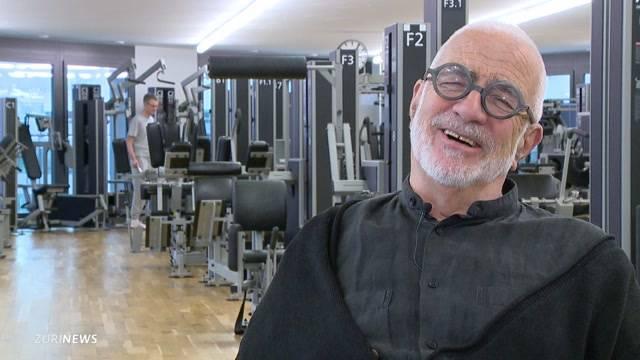 Fitness-Pionier Werner Kieser gibt ab