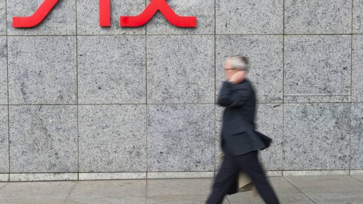 Schweizer Börse legt wieder den Rückwärtsgang ein.