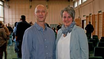 Eveline Güntert will bei der Ersatzwahl am 7. März in Mumpf Nachfolgerin von Gemeindeammann Stefan Güntert werden.