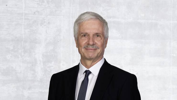 FDP, Listenplatz 1 – Bernhard Scholl