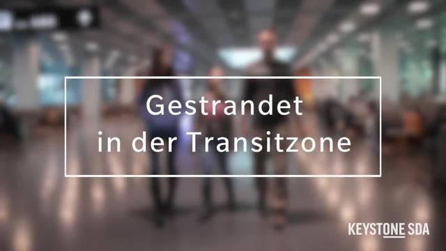Leben in der Transitzone vom Flughafen Zürich