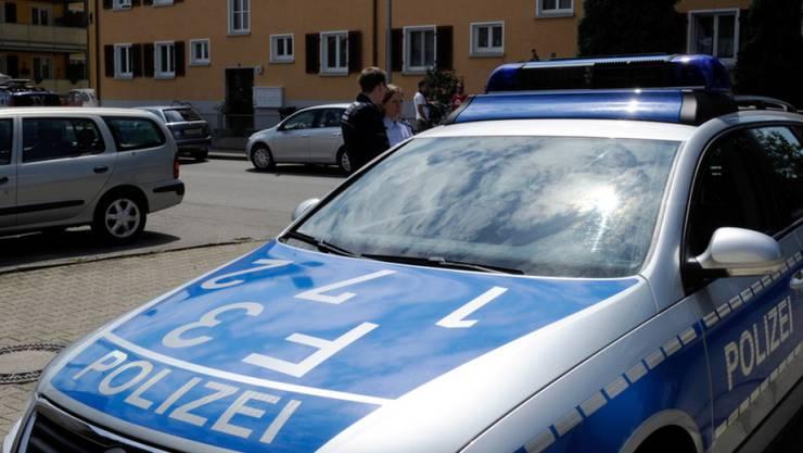 Die Polizei in Lörrach fand fünf Schweizer Teenager an, die unter Drogeneinfluss standen. Vier von ihnen landeten im Spital. (Symbolbild)