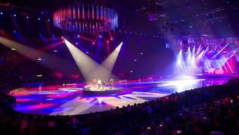 Wie bei «Art on Ice» ist auch bei «Kids on Ice» Spektakel garantiert.