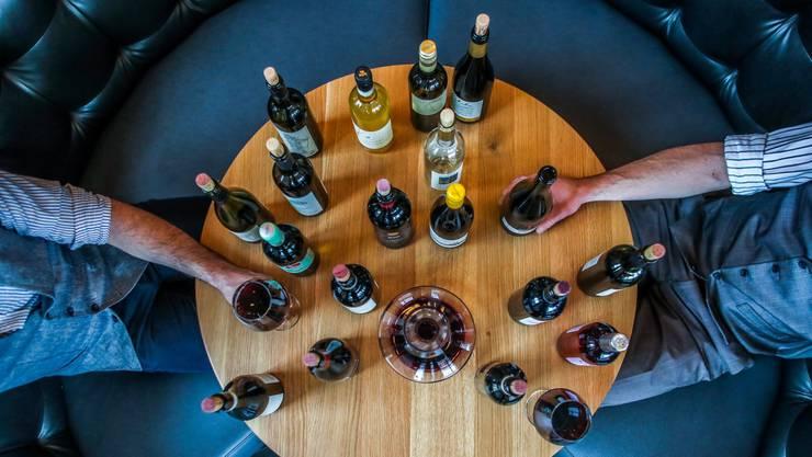 Eine Studie zeigt wie gesund sich Aargauerinnen und Aargauer fühlen. Sie enthält unter anderem Fakten zum Alkoholkonsum.